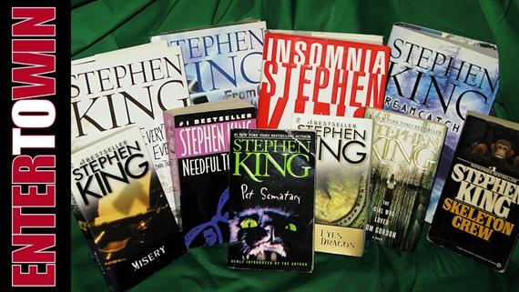 Stephen King Huge COMPLETE Collection of Audiobooks SeT MP3 DVD 1974 - 2016