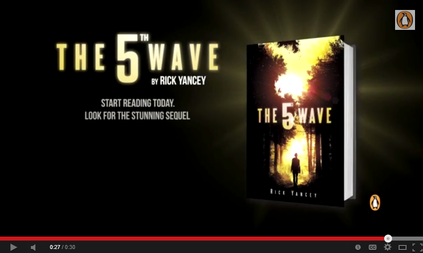 The 5th Wave   Penguin Books   They Are Coming For Us   Trailer   YouTube