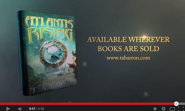 Atlantis Rising Book Trailer   YouTube