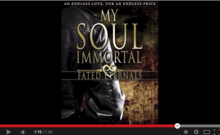 My Soul Immortal Book Trailer   YouTube