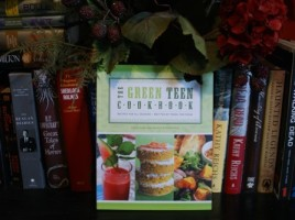 The Green Teen Cookbook | wearewordnerds.com
