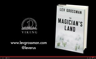 The Magician s Land by Lev Grossman  Book Trailer    YouTube