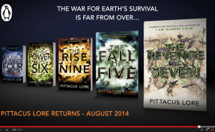 PITTACUS LORE RETURNS   YouTube