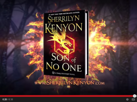 Son of No One by Sherrilyn Kenyon  Book Trailer    YouTube