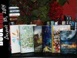 Book Haul August 2014