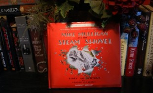 Mike Mulligan and His Steam Shovel 75th Anniversary by Virginia Lee Burton