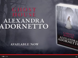 Ghost House    Official Book Trailer   YouTube