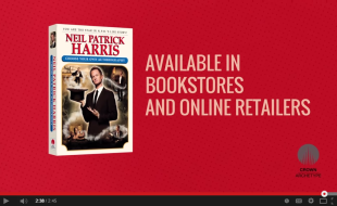 NPH  Choose Your Own Autobiography Book Trailer   YouTube
