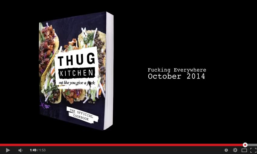 Thug Kitchen To Go Breakfast Bars