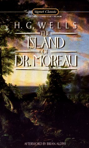an analysis of the differences between beasts and human in the island of dr moreau by hg wells Dr delgado to congress: man does not have the right to develop his own hg wells the island of dr moreau but i believe he half likes some of those beasts.