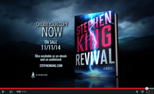 REVIVAL by Stephen King   YouTube