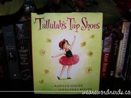 Tallulahs Tap Shoes | wearewordnerds.com