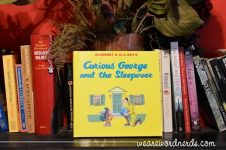 Curious George and the Sleepover by H. A. Rey