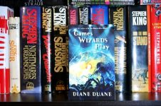 Games Wizards Play (Young Wizards Series) by Diane Duane