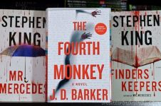 The Fourth Monkey (A 4MK Thriller) by J. D. Barker
