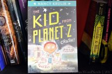 Crash! #1 (The Kid from Planet Z) by Nancy Krulik